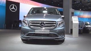 Mercedes-Benz Vito Mixto 4x4 119 CDI (2017) Exterior And Interior In 3D