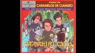 Harakiri City caramelos de cianuro 1996 disco completo