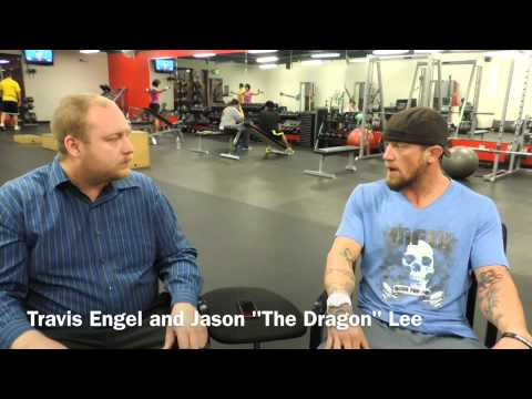 "Jason ""The Dragon"" Lee - Made For War Interview"