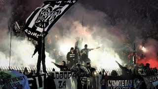 "PAOK ULTRAS ""GATE 4"" - BEST MOMENTS"