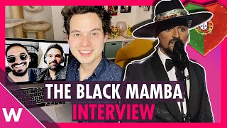 "The Black Mamba ""Love Is on My Side"" 