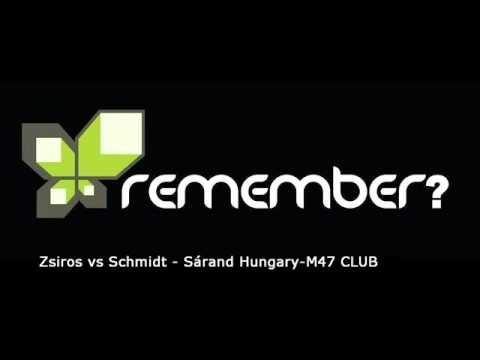 Zsiros vs Schmidt - Sáránd Hungary M47 Club