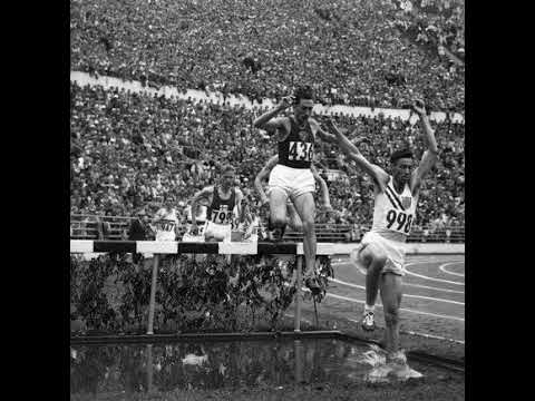 Horace Ashenfelter Olympic Victor of a Cold War Showdown Dies at 94