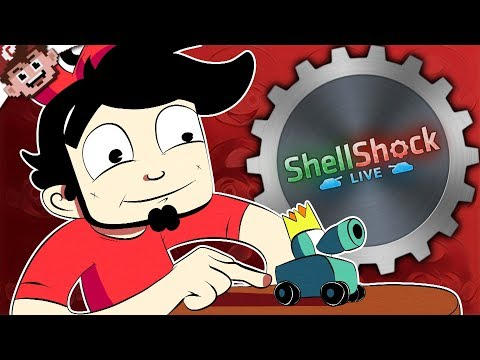 MASTER of CHAOS!   Alliance with Stupidity! (Shellshock Live w/ Friends)