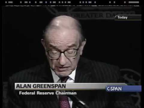 Trade Imbalance with China: Alan Greenspan on Free Trade, Global Markets & Economic Growth (2003)