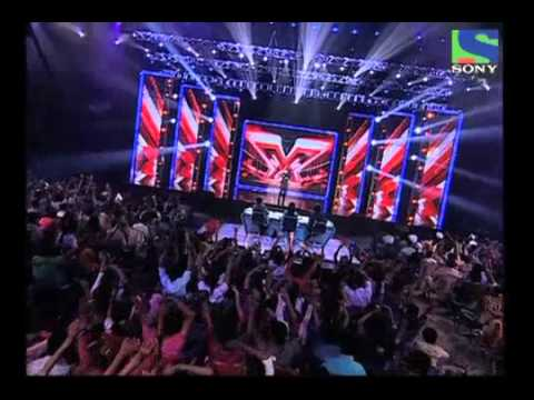X Factor India - Jubeen Nautiyal sings super hit Tujhe Bhula Diya - X Factor India - Episode 3 -31st May 2011