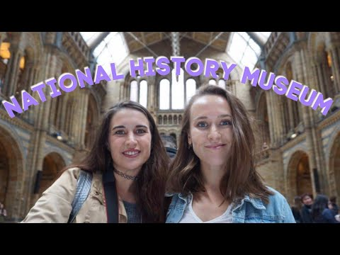 Day in London: National History Museum / Whale Expo / Hyde Park | Sonia DoubleG