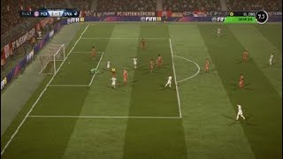 Tremendo Clip de FIFA 18