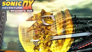 Sonic Adventure DX - Sonic And The Black Knight Mod