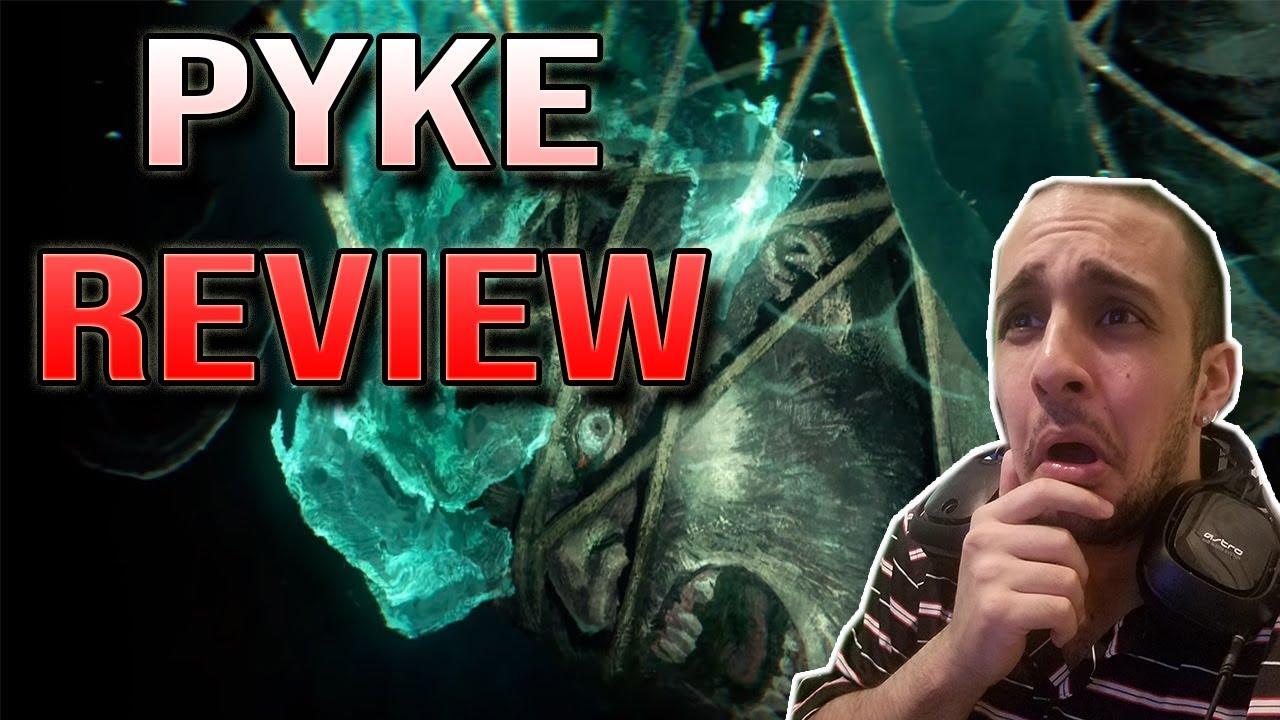 League Of Legends Pyke Abilities