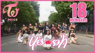 "[KPOP IN PUBLIC CHALLENGE] TWICE(트와이스) ""YES or YES"" Dance Cover By BAAT From Vietnam"