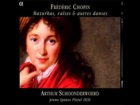 CHOPIN - Valse No. 1 in D-Flat Major, Op. 64 - Arthur Schoonderwoerd