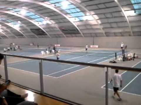 Tennis auckland, NZ