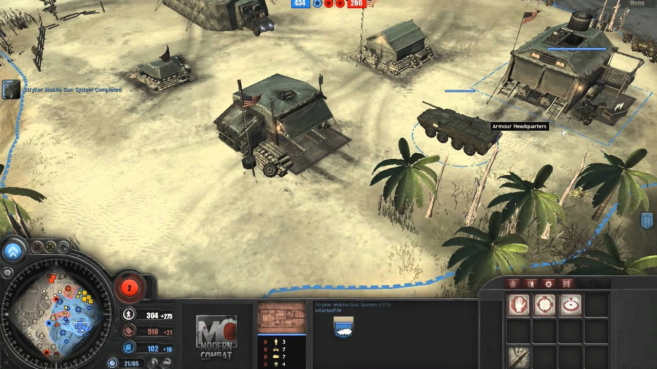 Coh modern combat mod download