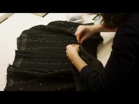 Making Of The Little Black Jacket
