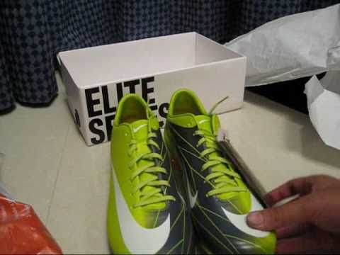 best service 06eb3 0f0e2 Unboxing My New Nike Mercurial Vapor Superfly II ( Cactus )