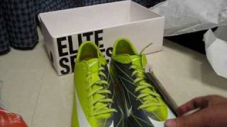 Unboxing My New Nike Mercurial Vapor Superfly II ( Cactus )