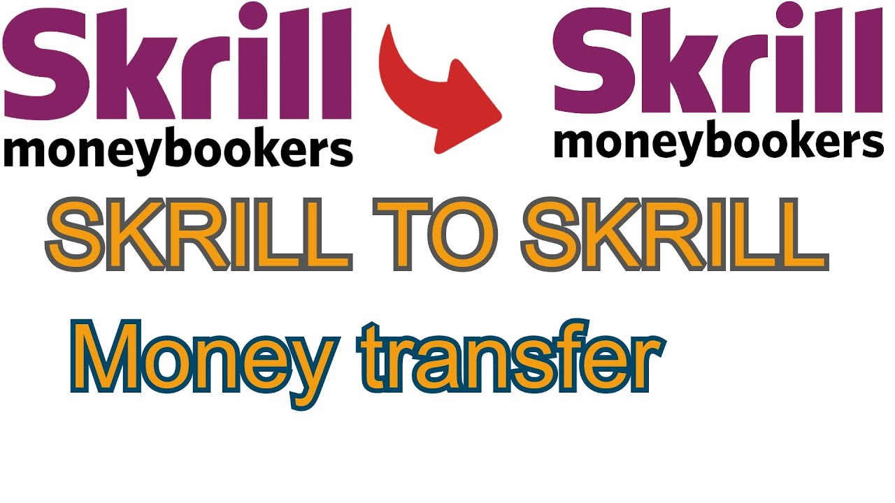 Skrill To Skrill Transfer Fee