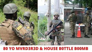 80 Y0 Man SH@TT & K!ll3dd After Clarendon GVN-M3N Bottle B00MB His HOUSE $T@LK3R MVRD3R3D Her