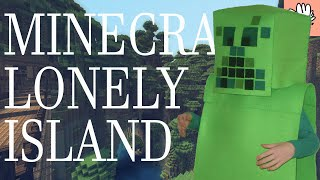 THIS CANT BE!!! | MINECRAFT | LONELY MY ISLAND | EP 3