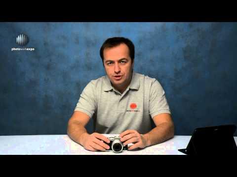 Olympus E-P5. Видео тест