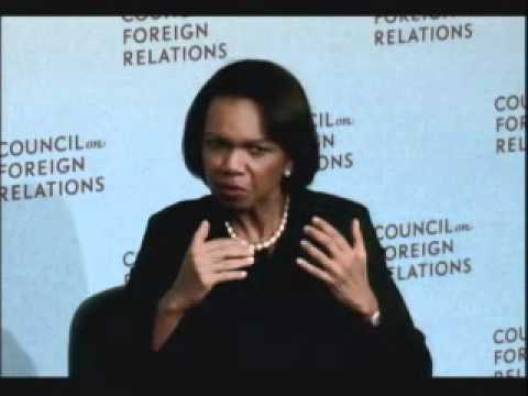 Katie and Condi: A Conversation at the Council on Foreign Relations