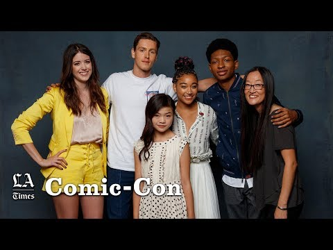 'The Darkest Minds' cast discuss their characters' superpowers  ComicCon