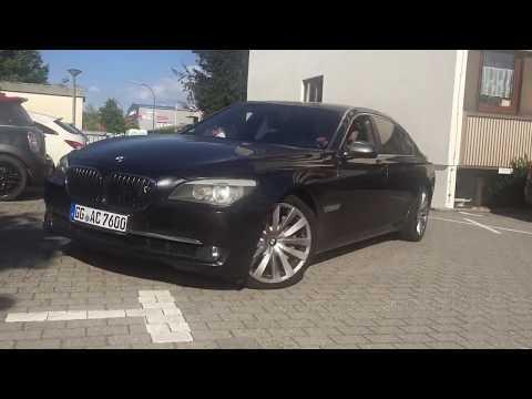BMW760Li V12  PANTHERA SOUND MAGNA