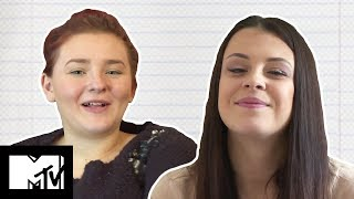 Megan And Mia Explain Taking A Break From The Show | Teen Mom UK 4