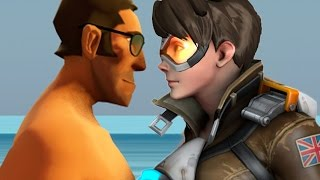 How Different is Overwatch from Team Fortress 2?
