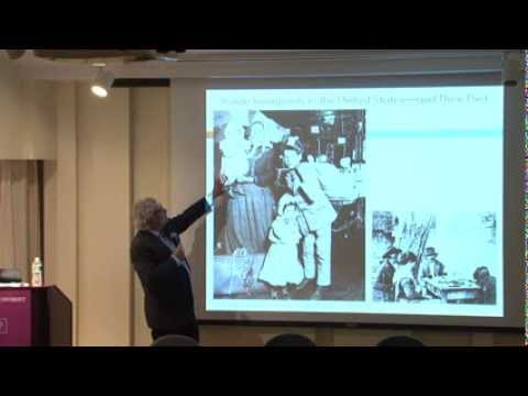 Simone Cinotto: The Italian American Table (New York University)