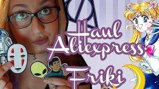 .:Haul Aliexpress Friki:. Ropa, Cetro Sailor Moon, Complementos y Cutricompras