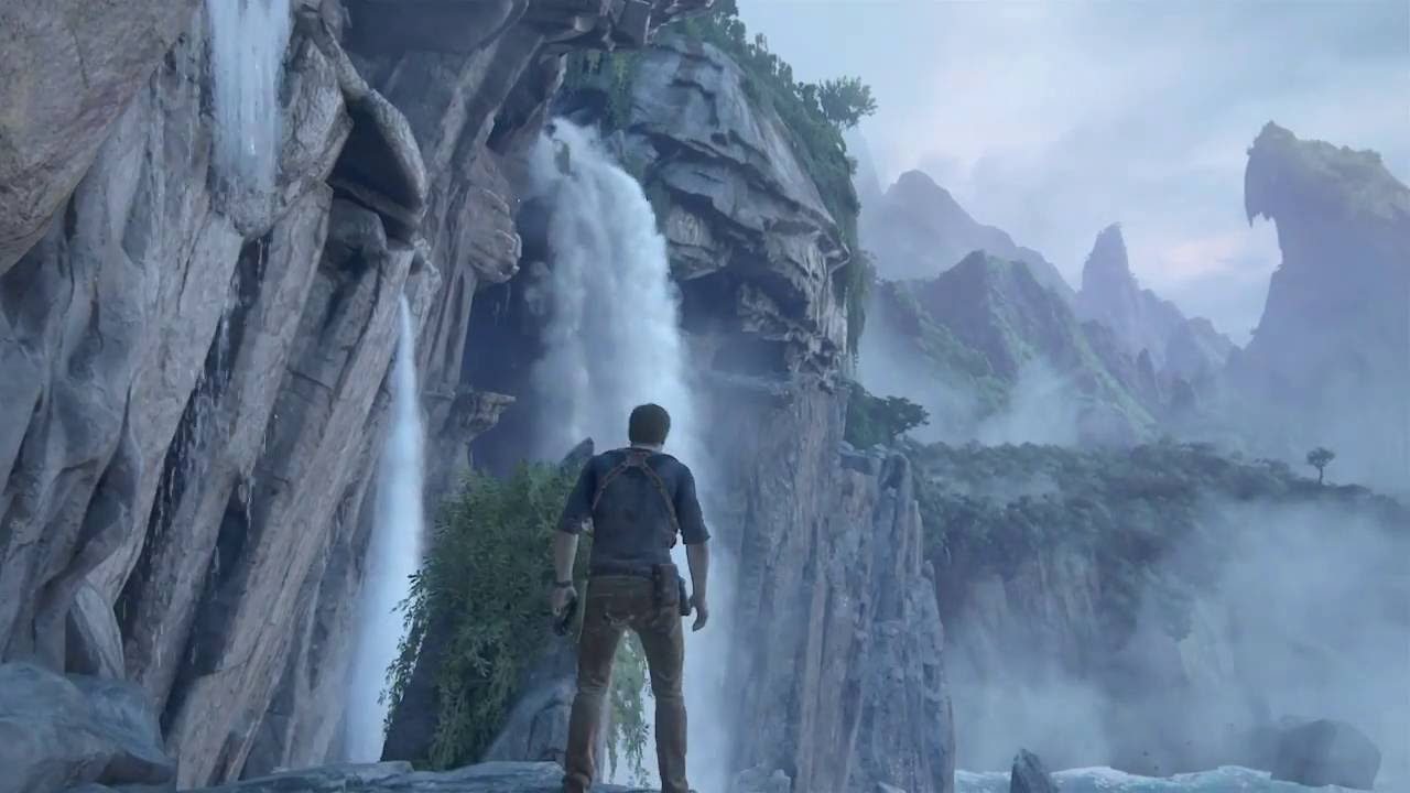 Uncharted 4 Best Water Graphics Ever Gamplay Montage No