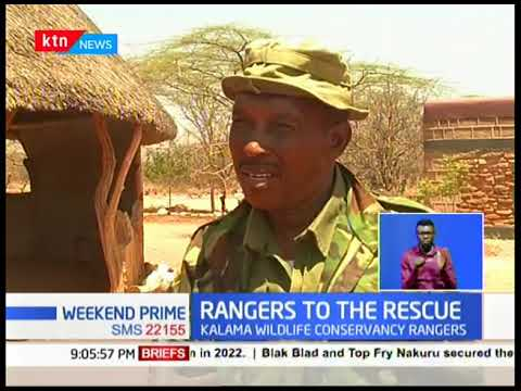 Rangers To The Rescue: Kalama Wildlife Rangers educate Women on benefits of delivering in hospitals