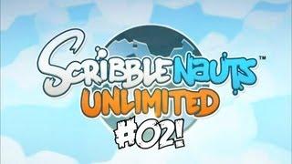 Criando uma FÊNIX & Dinossauros!!! - Scribblenauts Unlimited #02!!