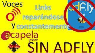 todas las voces en español de loquendo y acapella + alternativa a textaloud