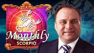 Scorpio Monthly Horoscope For February 2014 Hindi | Prakash Astrologer