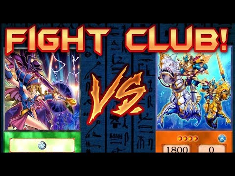 Yu-Gi-Oh Fight Club! #3 - ATLANTEANS VS MAGICIANS (Competiti
