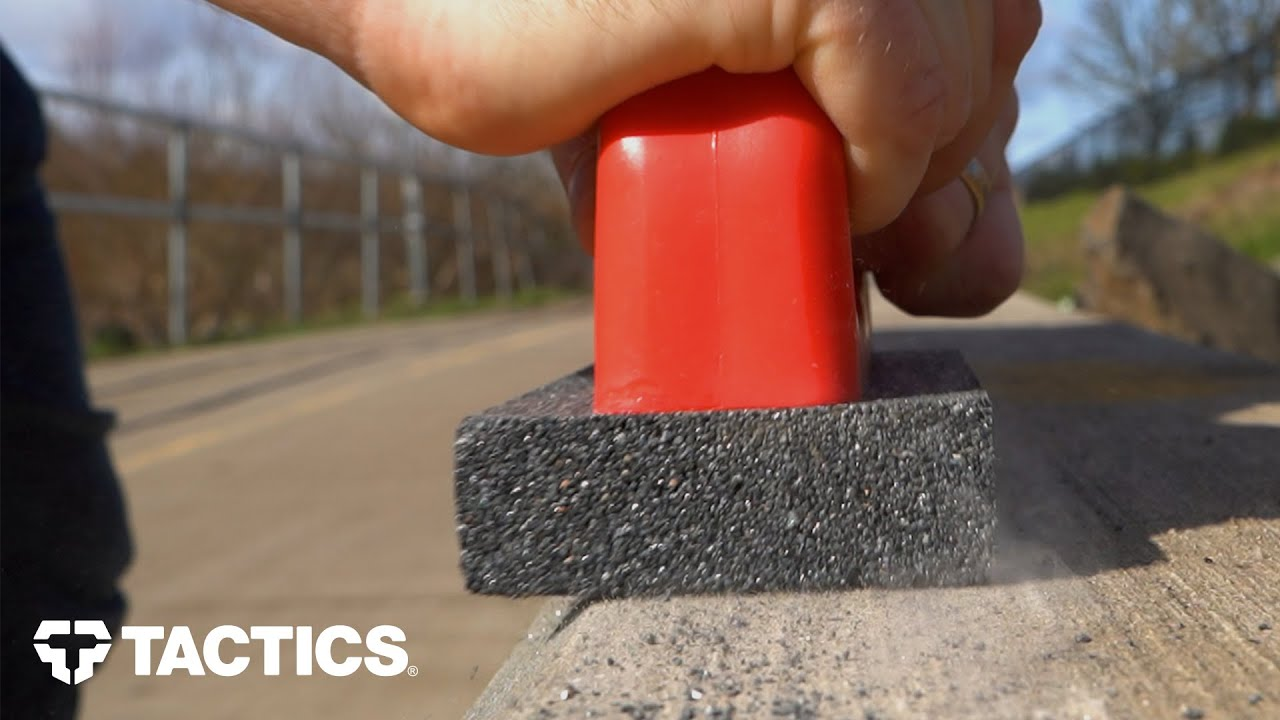 Download How to Make Concrete Ledges Grind and Slide | Rub Brick Tutorial | Tactics