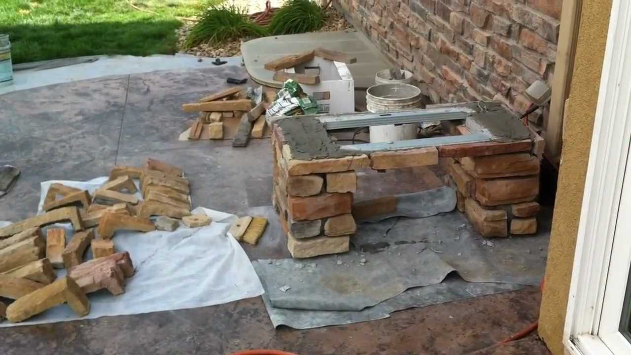 Bon Building Stone Benches Broomfield Landscape Contractor   YouTube