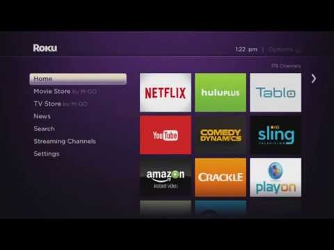 How do you remove MGO from Roku?