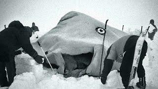 Перевал Дятлова. Версия.(Моё видение того, что произошло на перевале Дятлова в феврале 1959-го года. Монтажа специально мало, с длинным..., 2015-04-28T06:07:59.000Z)