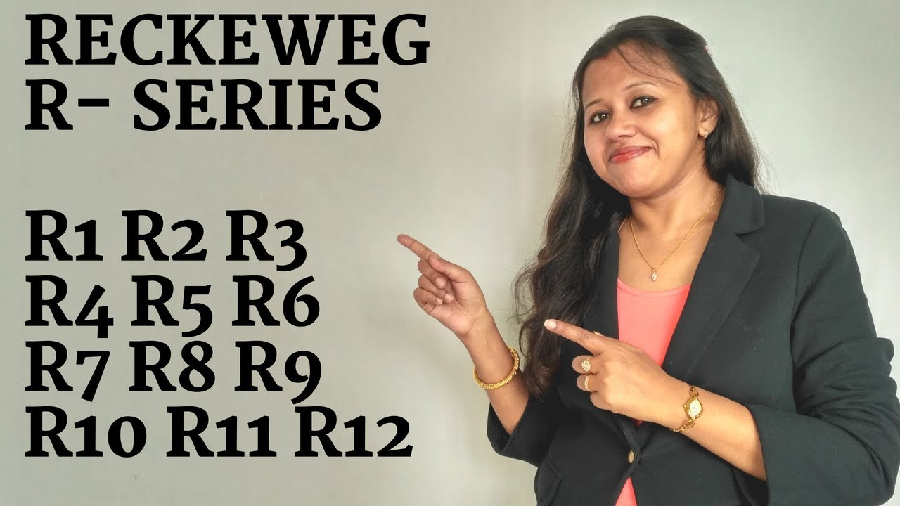 Reckeweg R Series Medicines R-33, R-34, R-35, R-36, R-37, R-38, R-39, R-40,  R-41, R-42, R-43