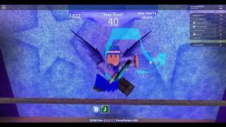 Roblox- Dance Your Blox Off- Heros- Jazz