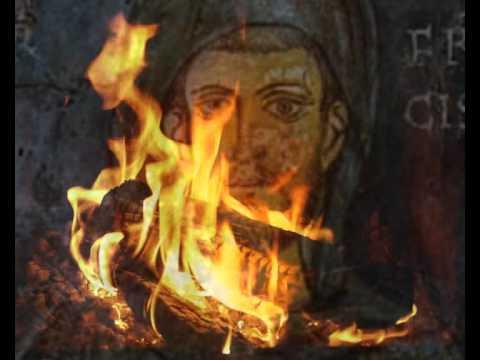 Il cantico delle creature di San Francesco d'Assisi - recitato da N Gazzolo.WMV