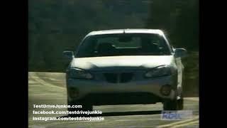 MW 2004 Pontiac Grand Prix GTP TEst