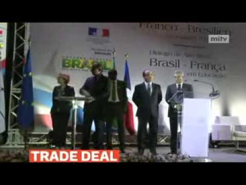 mitv - France is the fifth biggest investor in Brazil