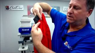 Tech Talk |  Embroidering Tips for Alternative Locations