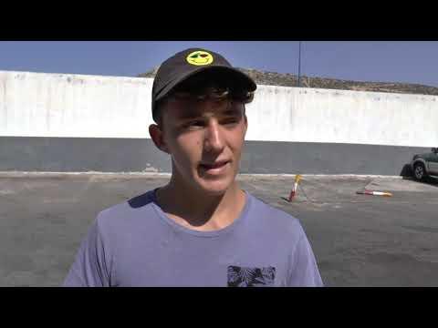 Day in Agadir with Bryce Rigney