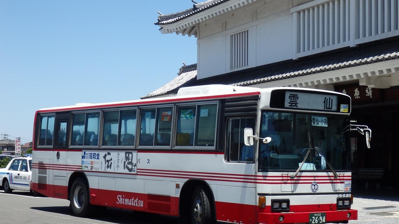 のりばご案内 - 長崎県営バス